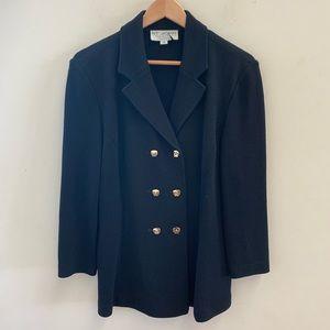 St John Santana Knit Jacket 12
